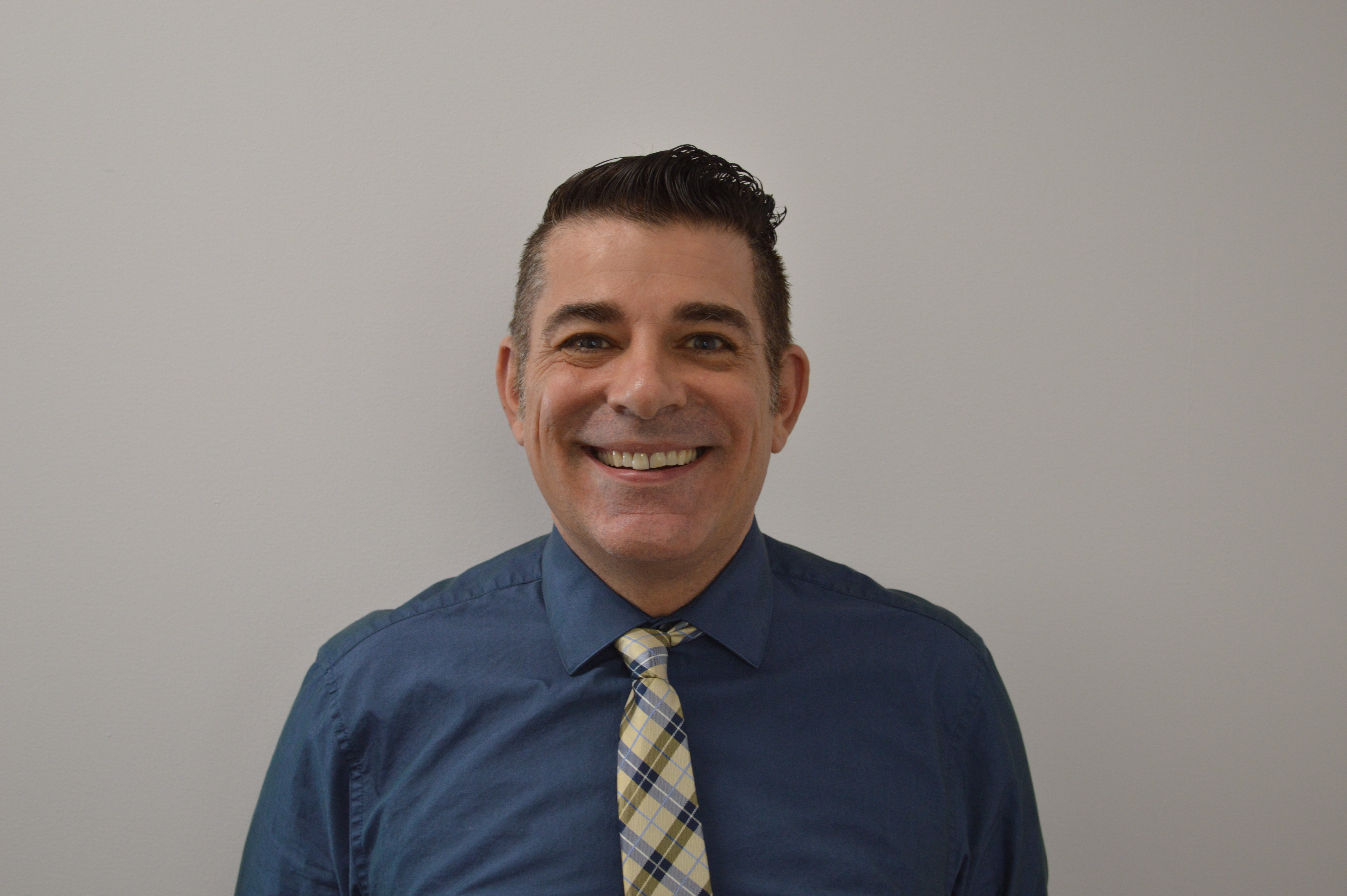 Alfred Lopez - Centre Manager
