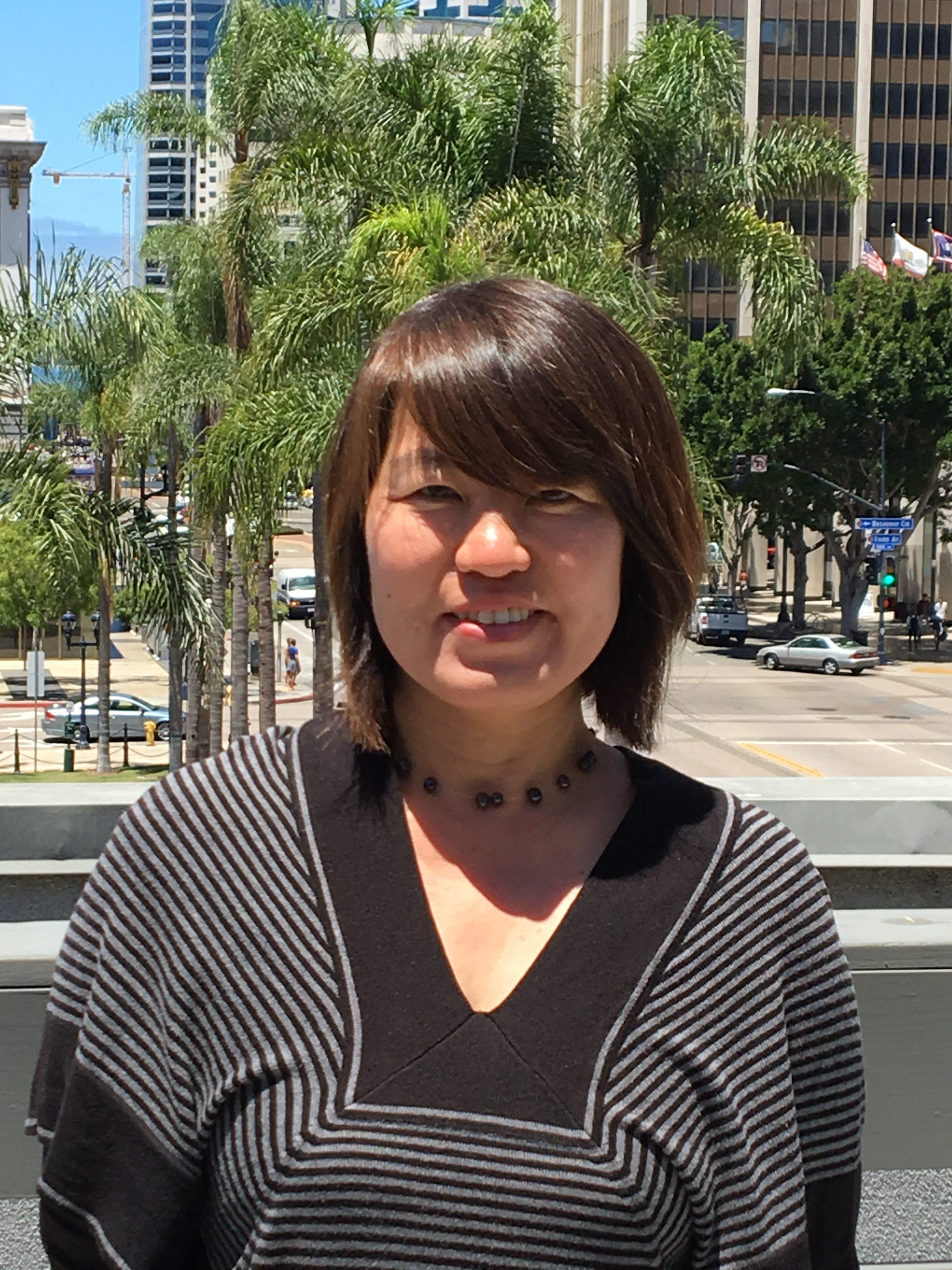 Motoko Kiuchi - IELTS Administrator